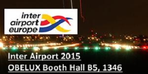 Obelux at INTER AIRPORT 2015