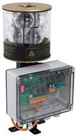 Luces infrarrojas MI, B y C integradas