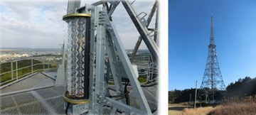 OBELUX Delivers LED High-Intensity Obstruction Light System To Television Tower In Japan